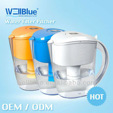Salp-Up Alkaline Water Filter Jug(ORP: -100mv to -300mv)