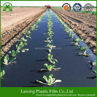 Plastic LLDPE mulching film/agricultural polyethylene mulch covering film/agricultural mulch new film price