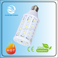 2015 zhongshan New LED corn bulb 360 Degree 5w10w15w 20w 25w 30w LED Corn Light/ e27e26 e40 b22 LED Corn lamp ce rohs for Sale