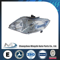 Front head lamp manual for Honda City 05