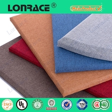 acoustical wall panel fabric