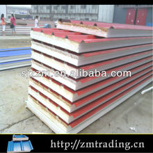 for prefabricated house eps sandwich panel siding sandwich panel