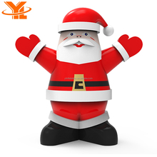 New Christmas Decorations Design, Inflatable Santa Claus for Christmas , Santa Claus Cartoon for Sale