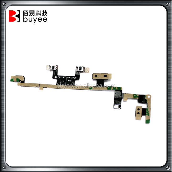 Alibaba wholesale power flex cable for ipad 3,switch on/off flex cable for new iPad