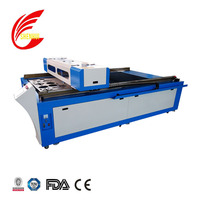 Made in China cheap price optical sheet metal co2 laser cutting machine for carbon stainless steel