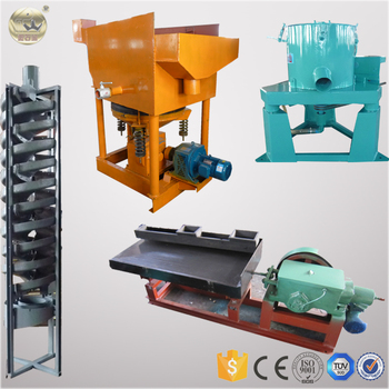 New Gold Mining Machine Made in China