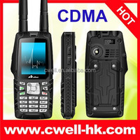 Olive W18 CDMA450MHz VHF Walkie Talkie Strong Signal IP67 waterproof shockproof dustproof cell phone