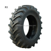 High traction performance used agricultural tractor tires 13.6-28