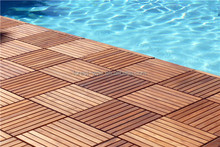 recycled backyard outside hollow composite wood decking wpc waterproof decking outdoor cheap tiles