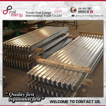OEM elegant raditional corrugated copper sheet