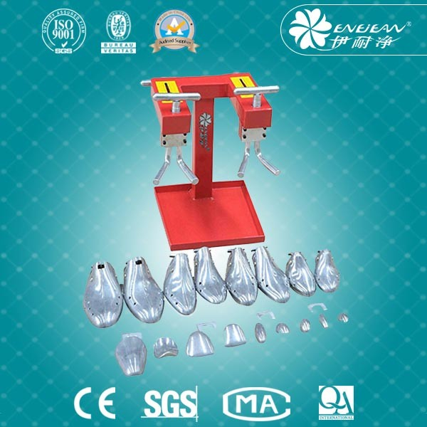 shoe expending machine