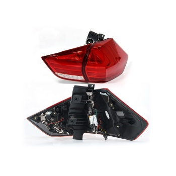 For Nissan X-trail Accessories LED Tail Light 2014-2015