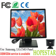 "15 inch touch screen led monitor / touchscreen 15"" speakers"