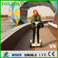 Self Balancing Electric Scooter Fosjoas V9 Airwheel Cheap Gas Go Karts From Manufacturer