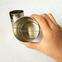 aluminum color tin metal vape pen holder for promotion