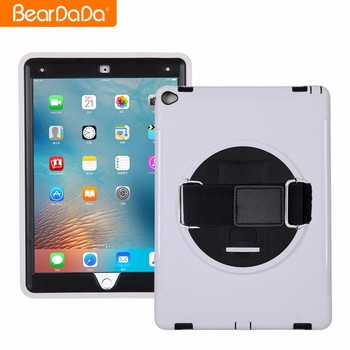 New arrivals 2017 case cover 360 rotating for apple ipad