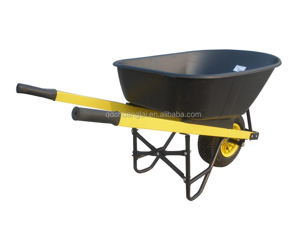 Various Types Large Wheel Barrow for Building
