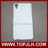 Blank 3d sublimation cover for HTC 626 OEM phone case