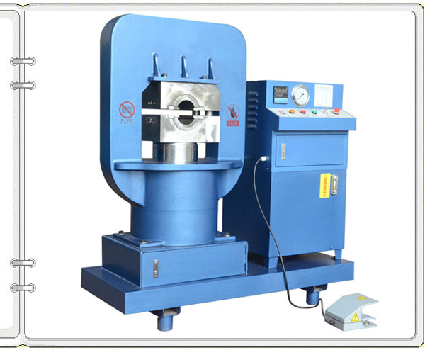 wire swaging machine