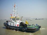 Shipyard build ocean going tug boat
