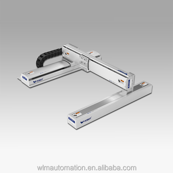 Shenzhen W-Robot automatic robotic arms with 2 axis for testing GS2