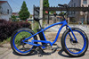 Latest model sport style electric bicycle with rear hub motor