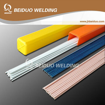 Flux coated Brass Welding Rods Brazing rods copper brazing rods