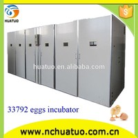 CE Approved Newest large size 30000 poultry chicken egg incubator for hatching egg hatching machine