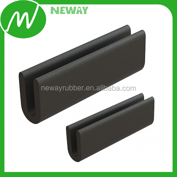 Good Weather Resistance Flexible Rubber Edge Trim