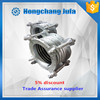easy installment forged flange stainless steel compensator metal bellows