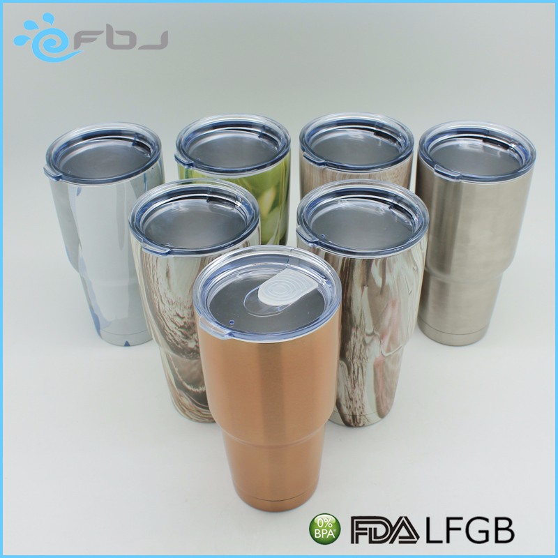 Food Grade Material Customized Color Free Sample 580ml stainless steel drinking cups