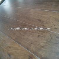 Natural Color American Black Walnut Hardwood Engineered Wood Flooring