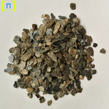 gold raw vermiculite flake price