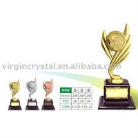 Personalized Metal Sports Trophy Awards/ Modern Style