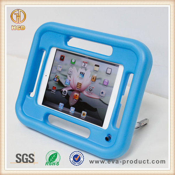 Kids tablet soft silicone shockproof case for ipad mini 1 2 3