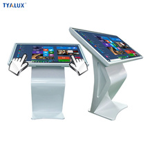 55 inch industrial lcd touchscreen digital signage display kiosk stands