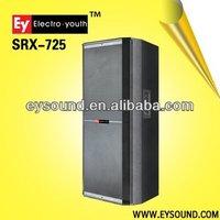 pro speaker dual 15inch speaker pa audio full range speaker SRX725