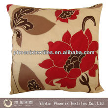 45*45 printed cherry stone pillow