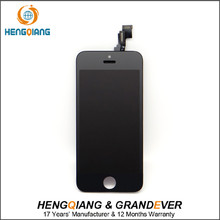 High quality original for iphone 5c LCD digitizer assembly