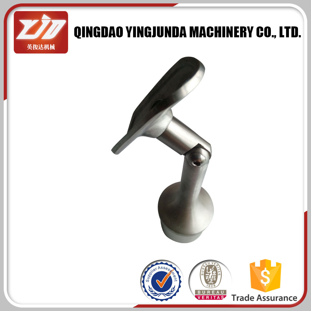 Trade Insurance Handrail Fitting Railing Fittings Stainless Steel Railing Factory Price