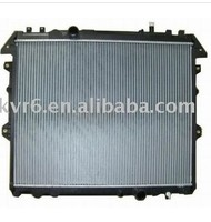 auto radiator: 16400-0L150, Core size: 525*658*26, Application: TOYOTA INNOVA '04 3.0 (D) TORBO