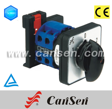 cam switch LW26 (ROHS,CE certificate) with single hole installation