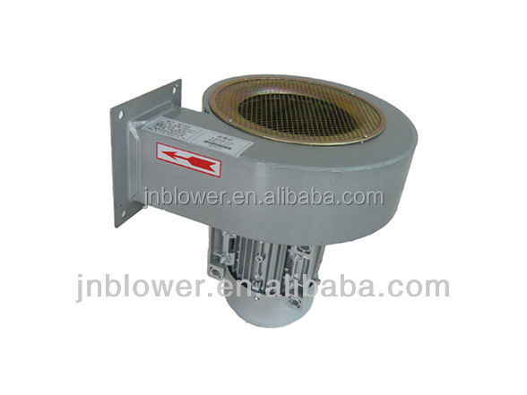 Low price air blower with cast aluminum leaf impeller