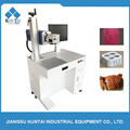 Metal and nonmetal marker 50w fiber laser marking machine