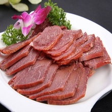 good taste wholesaleJinNiuZu brand halal shredded beef for ready to eat