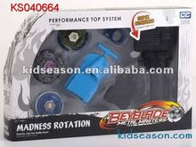 METAL TOP LAUNCHER BOY TOYS KS040664