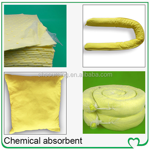 Light Weight Oil Spill Absorbent Roll