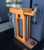 pallet stretch wrapper automatic folk lift packing pallet