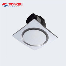 Songri 140m3/h 24w large industrial toilet exhaust fan in china