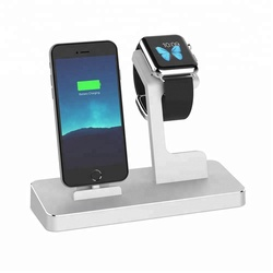 iFans 3 in 1electric charging station charging dock stand for iphone apple watch